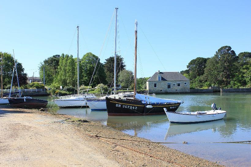Dès 357€ / logement : séjour petit prix en tente écolodge 5 personnes dans le Morbihan !
