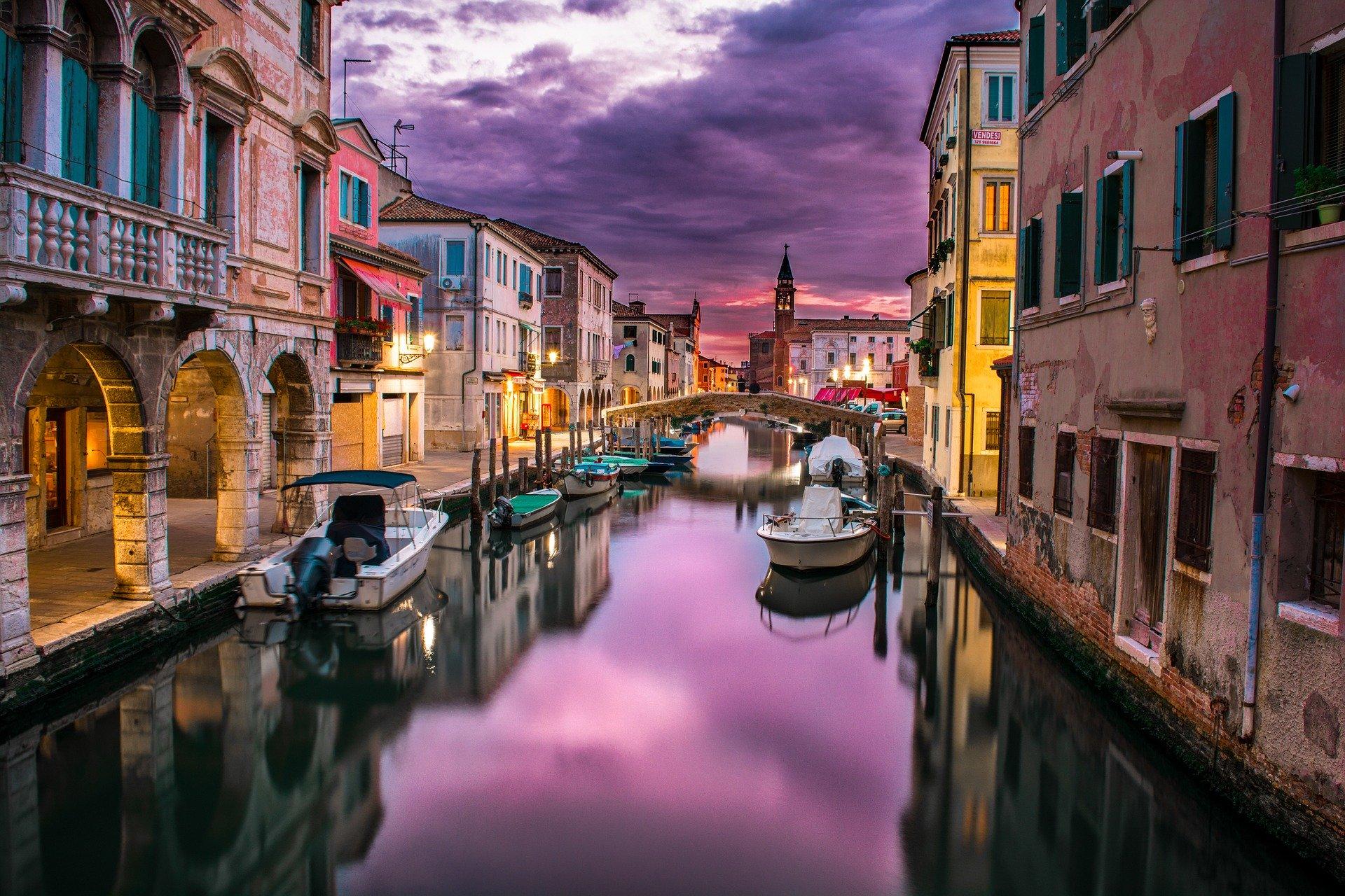 Dès 60€ vol aller/retour :  Week-end à prix fou à Venise !