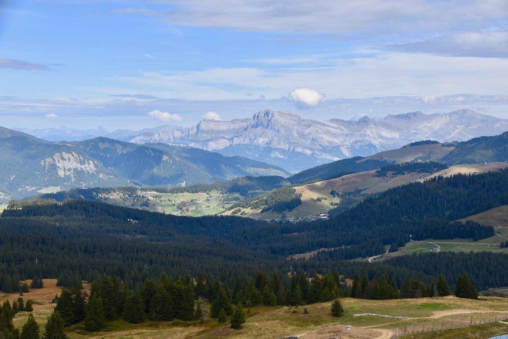 Dès 270€ / logement : respirez l'air de la montagne en Savoie !
