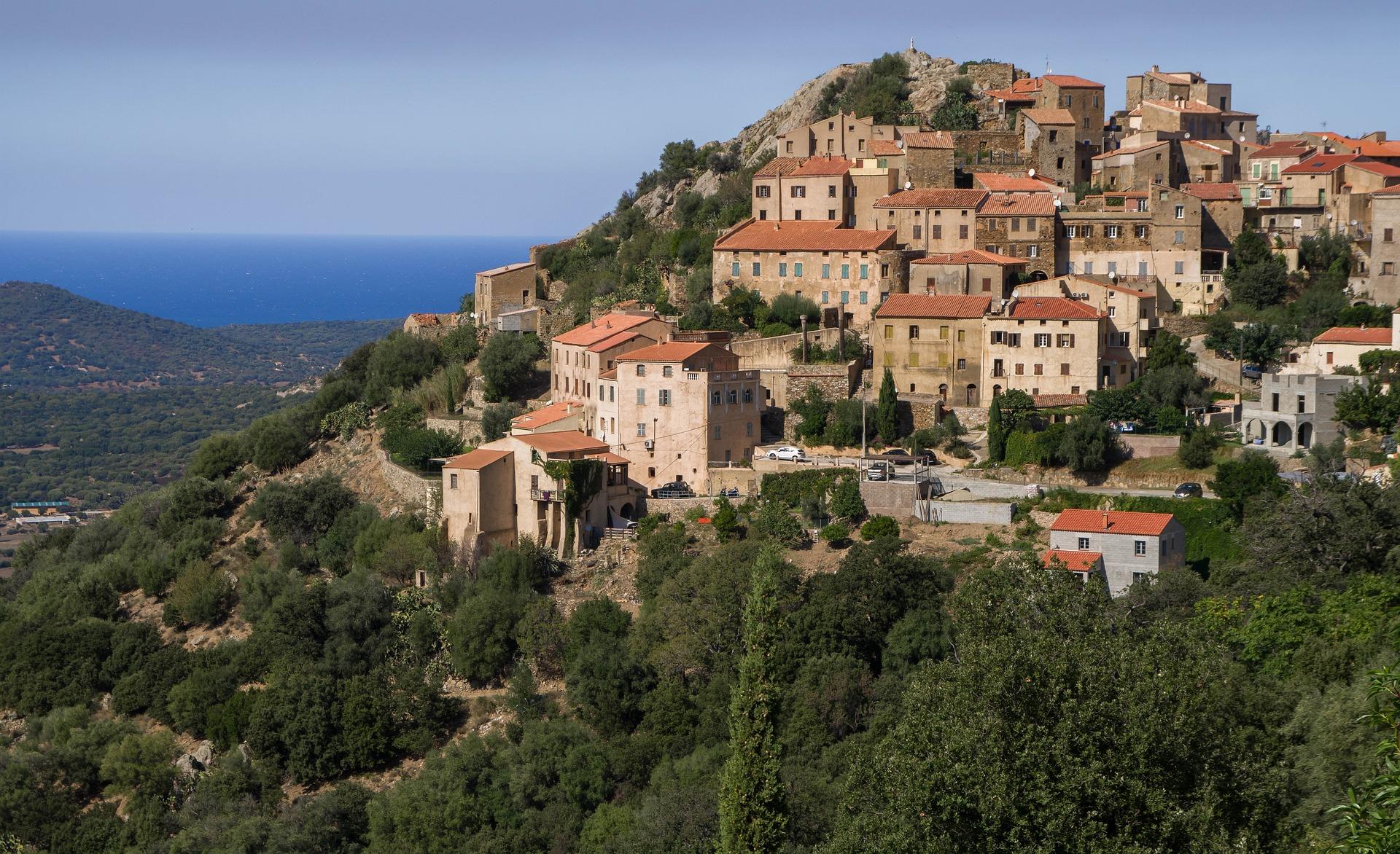 La Corse : entre mer et montagnes, les cinq plus beaux endroits de l'ile