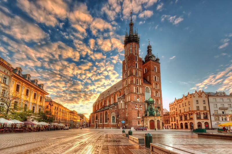 Dès 36€ p.p. : dormez en plein coeur de Cracovie !