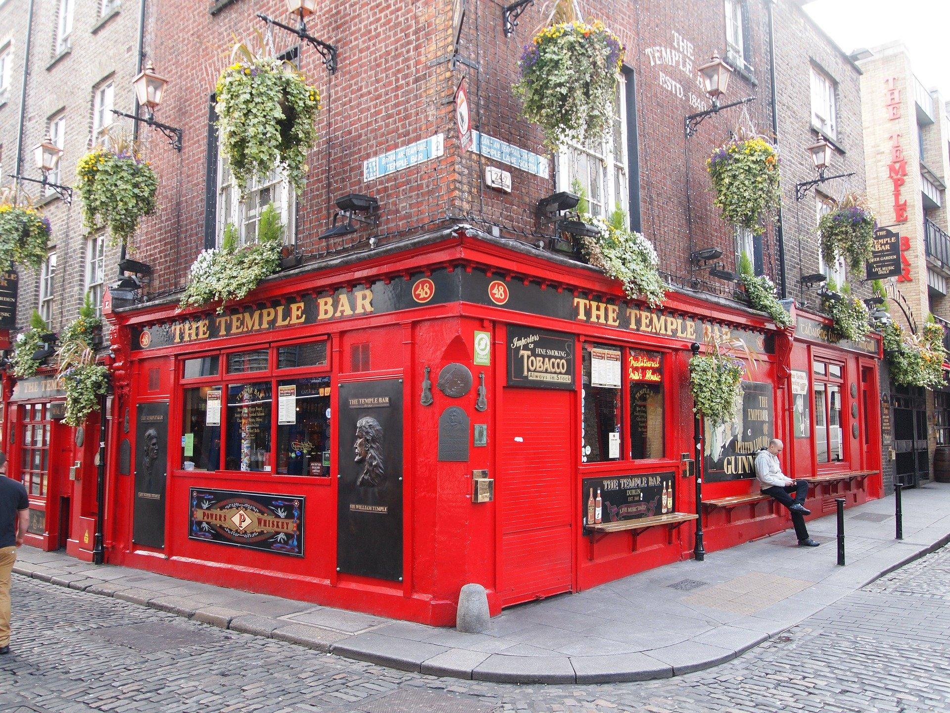 Dès 174€ p.p : 2 nuits avec vol A/R en hôtel haut de gamme à Dublin !