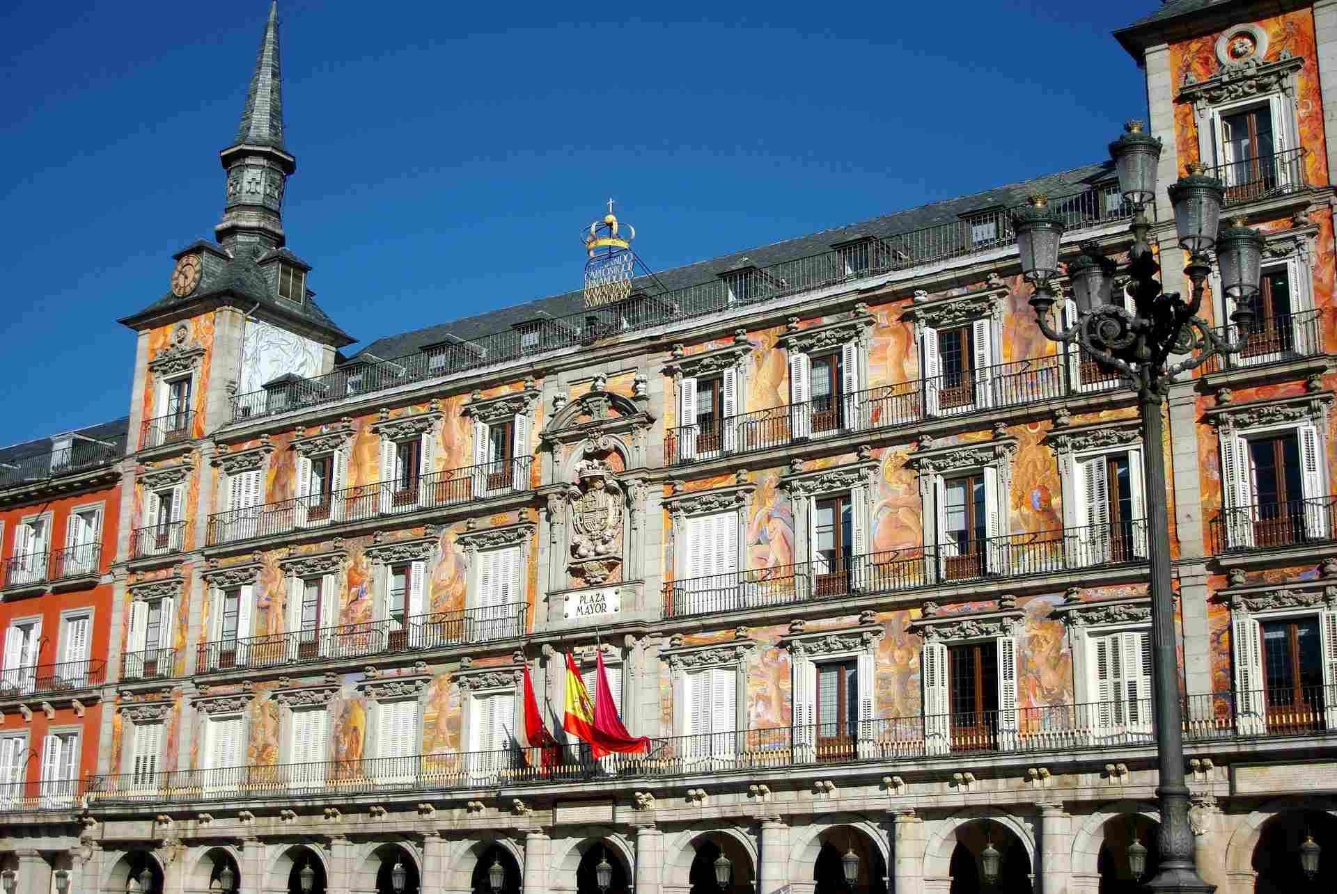 Dès 194€ p.p : petit break avant la rentrée en plein coeur de Madrid