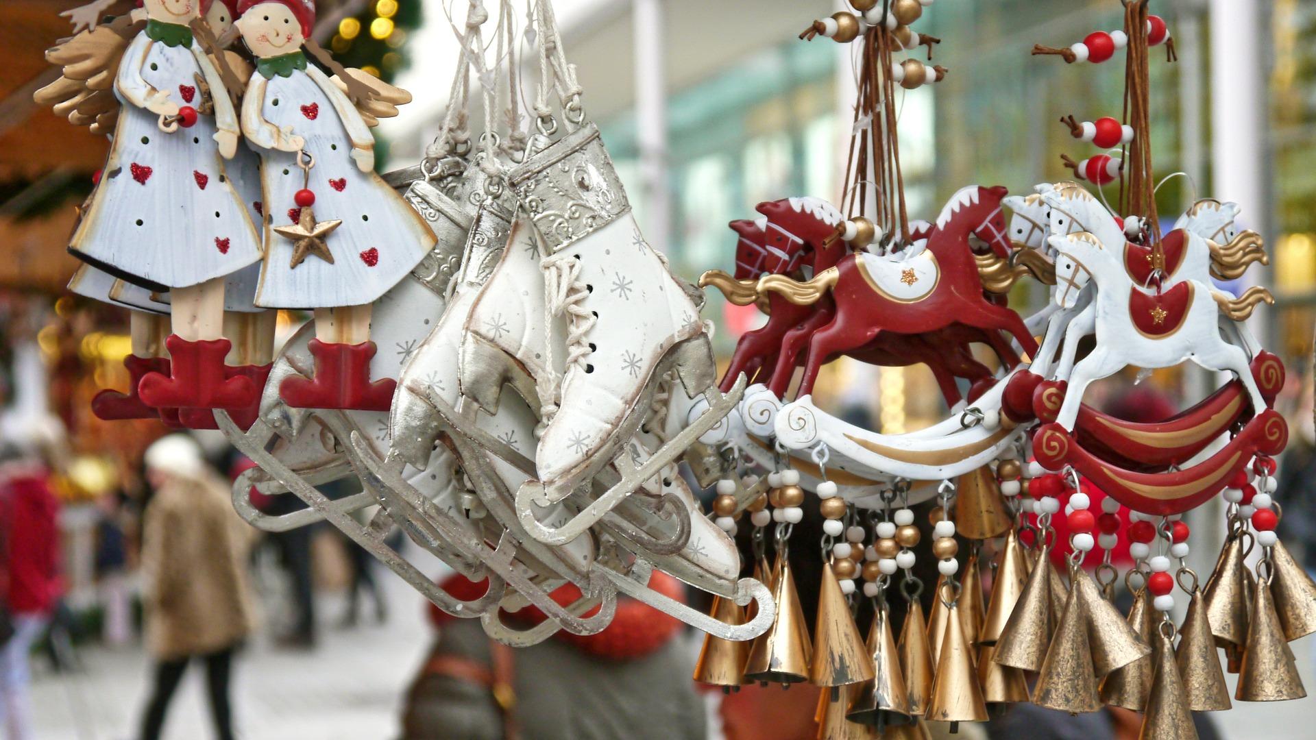 Dès 34€ la nuit , magie et gourmandises au marché de Noël de Stasbourg !