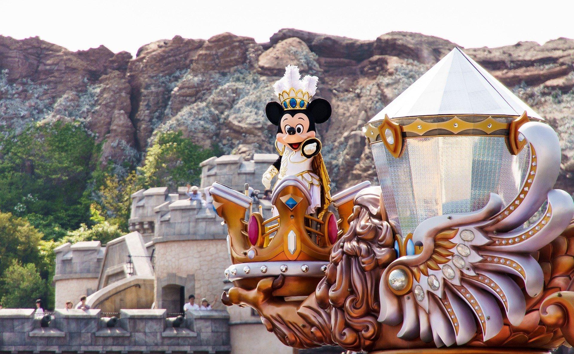 Dès 146€ p.p. : séjour chez Mickey et ses amis !