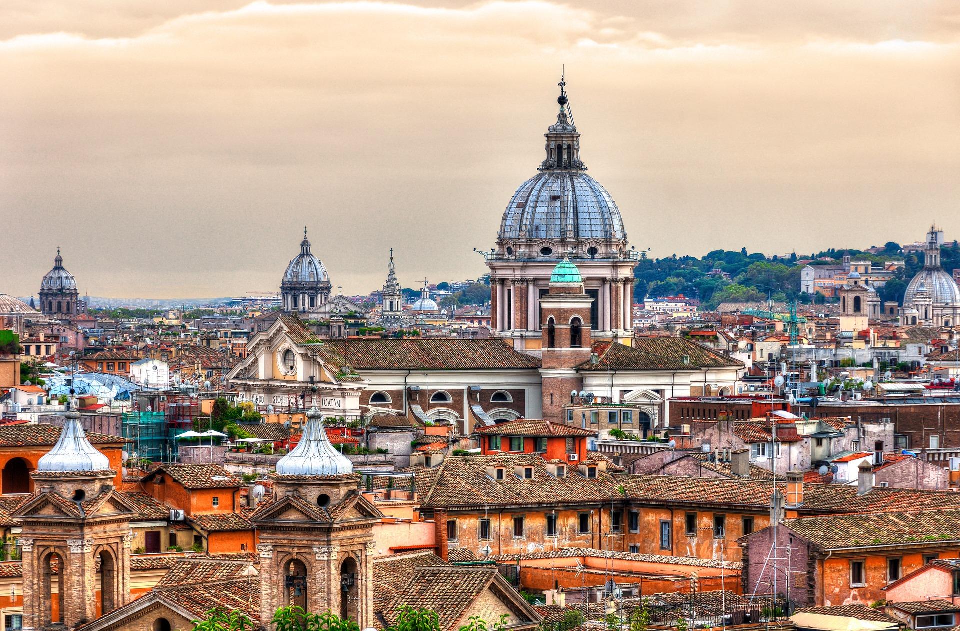 Dès 104€ par personne, vivez la dolce vita à Rome !