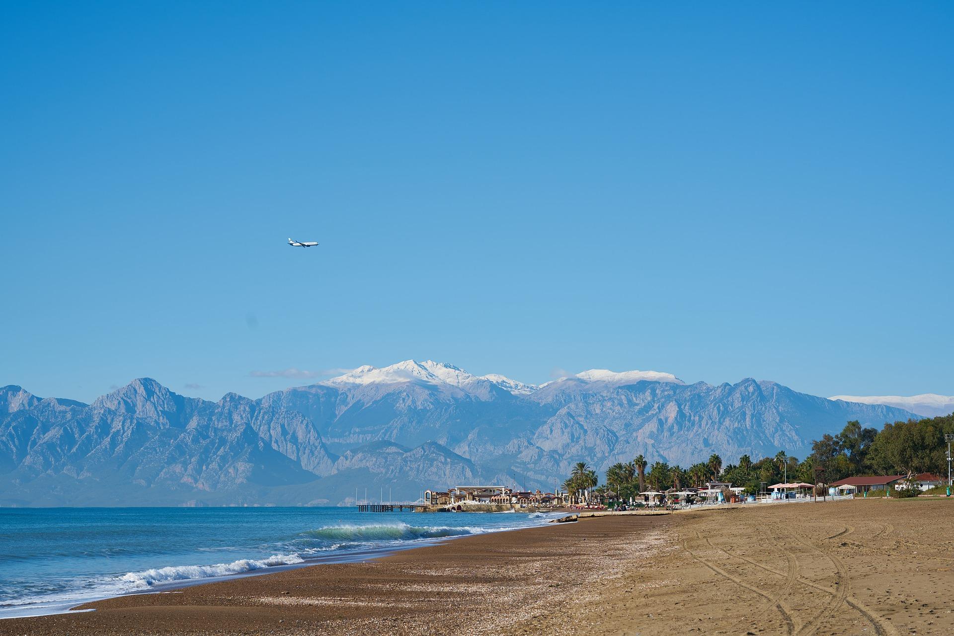 Dès 339€ p.p. : profitez de la douceur de l'hiver d'Antalya !