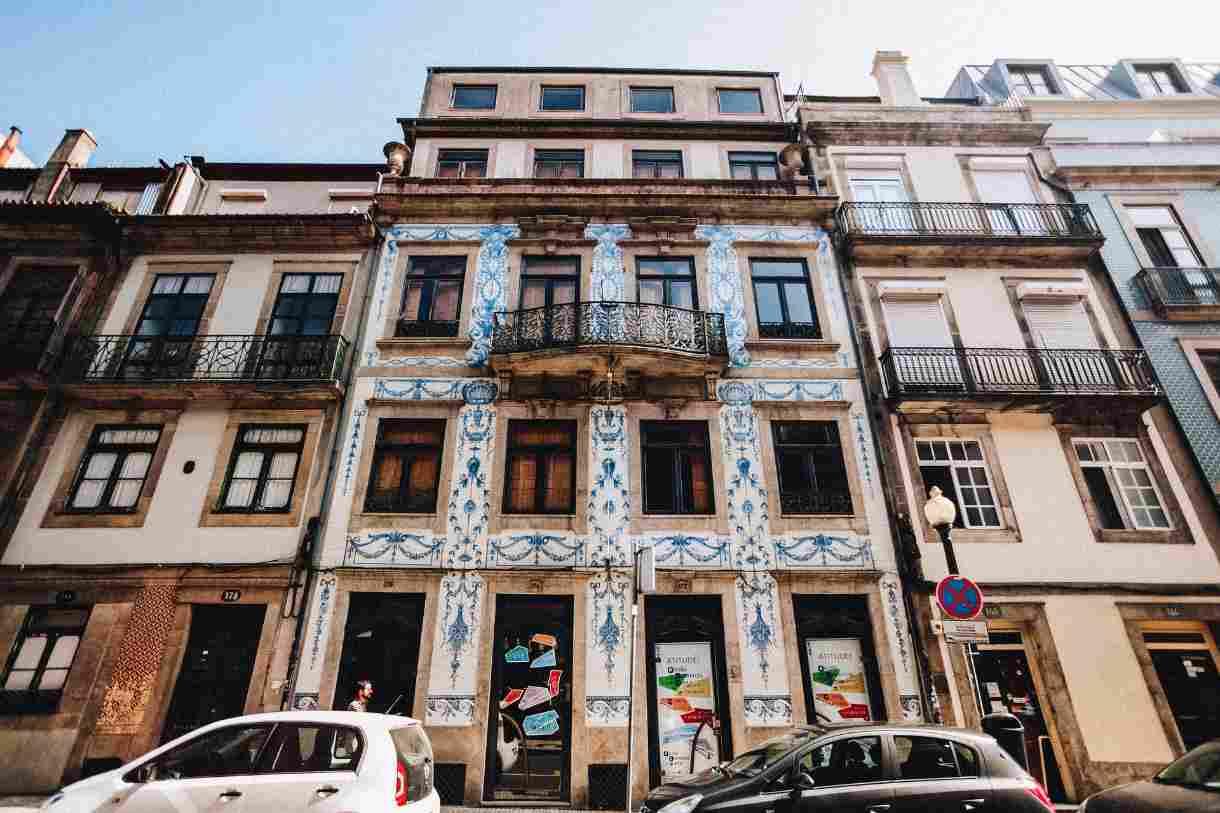 Dès 47€ le vol A/R  : découverte du charme de Porto