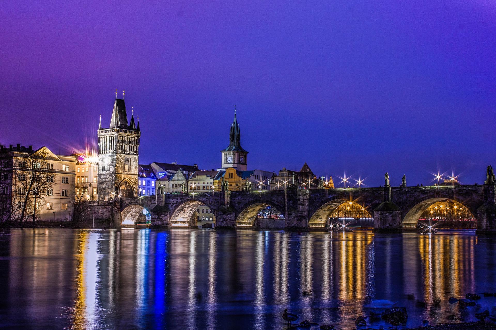 Dès 93€ par personne, séjour découverte à Prague !